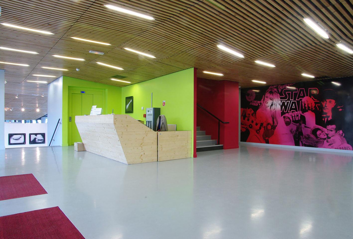 Centre culturel, Villard-Bonnot (10) :: Wood engineers and builders