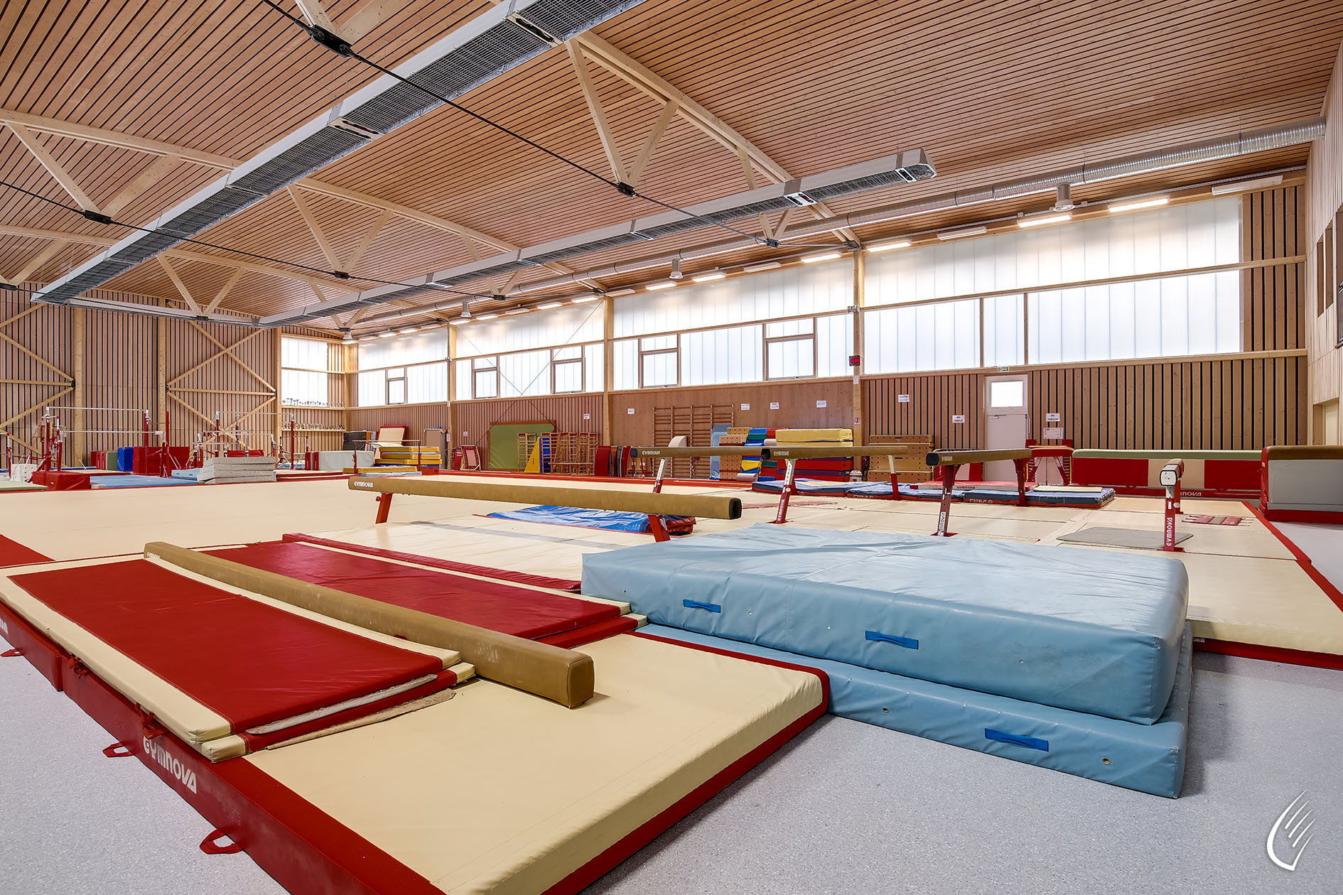 Salle De Gymnastique Rueil Malmaison 92 Concepteur
